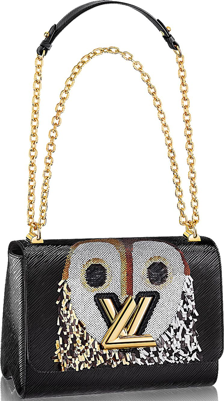 71952bf64ccc Louis Vuitton Early Bird and Night Bird Twist Bags