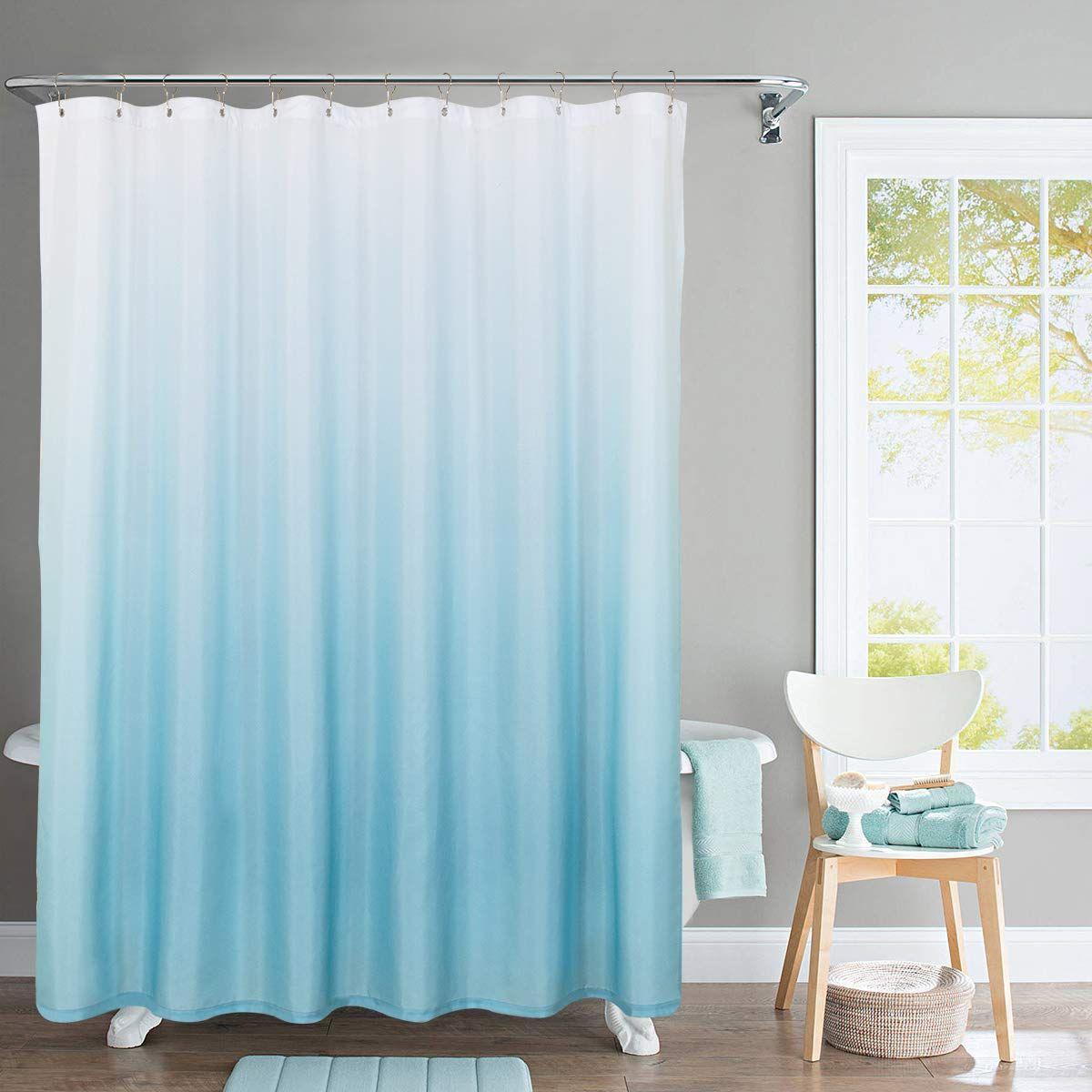 shower curtain blue shower curtains
