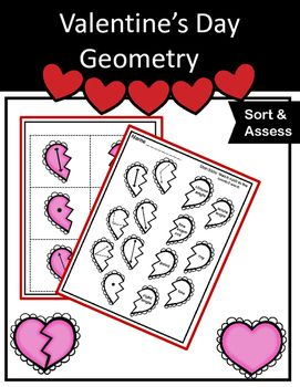 Geometry Lines Rays Points And Angles Geometry Valentine S Sort