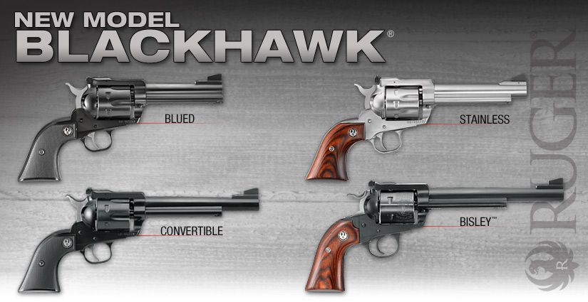 Ruger® New Model Blackhawk® Single-Action RevolversLoading that magazine is a pain! Get your Magazine speedloader today! http://www.amazon.com/shops/raeind
