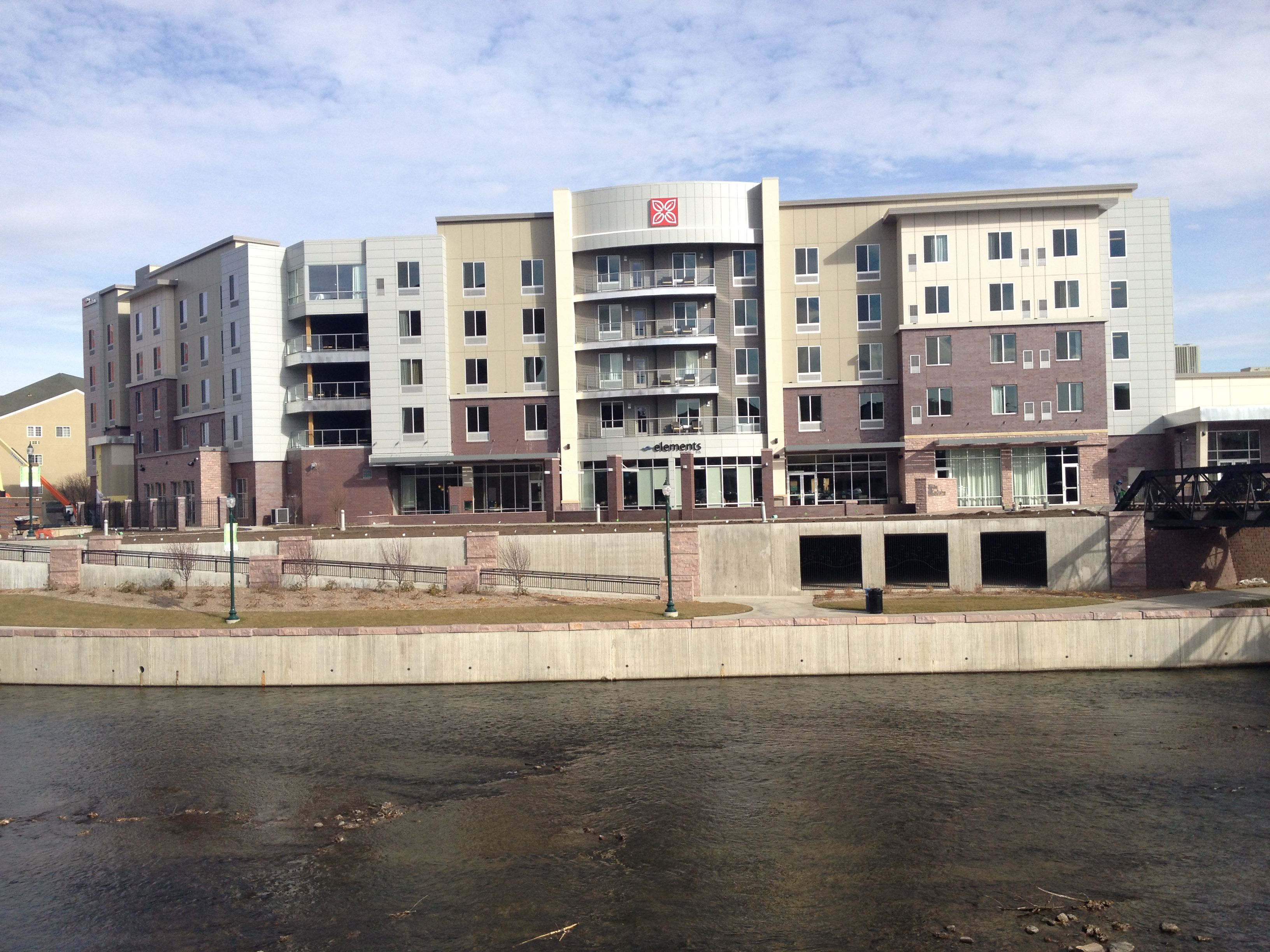 After Nearly A Year Of Work, The New Hilton Garden Inn In Downtown Sioux  Falls