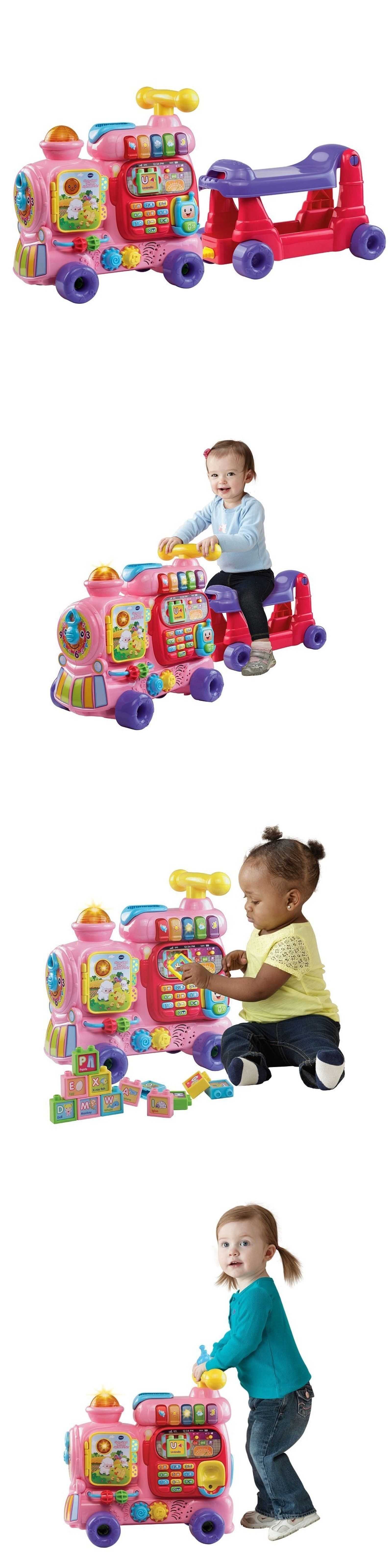 Developmental Baby Toys 100227 Vtech Sit To Stand Ultimate Alphabet