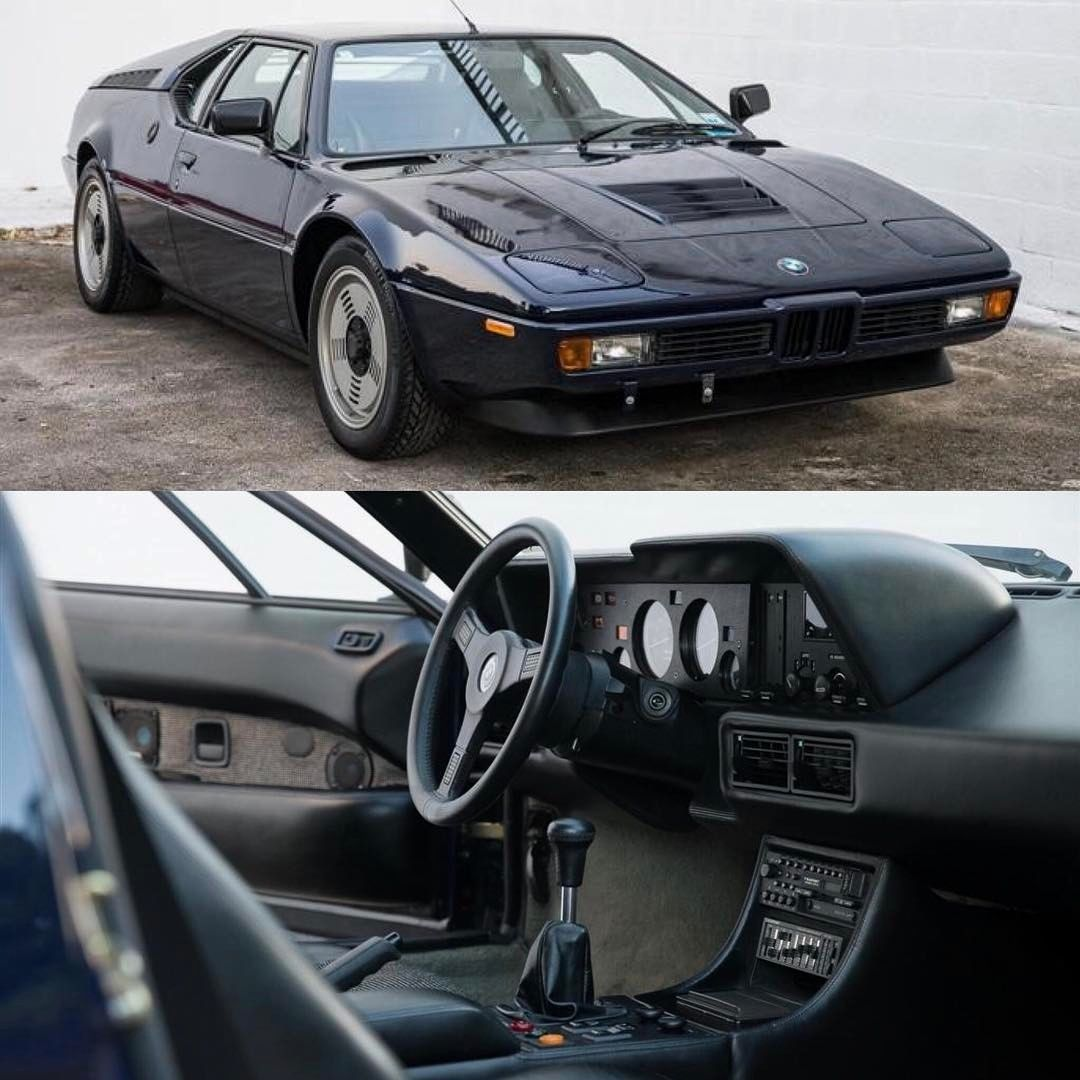 BMW M For Sale By Wearecurated On Dupontregistry Repost - 1981 bmw m1 for sale