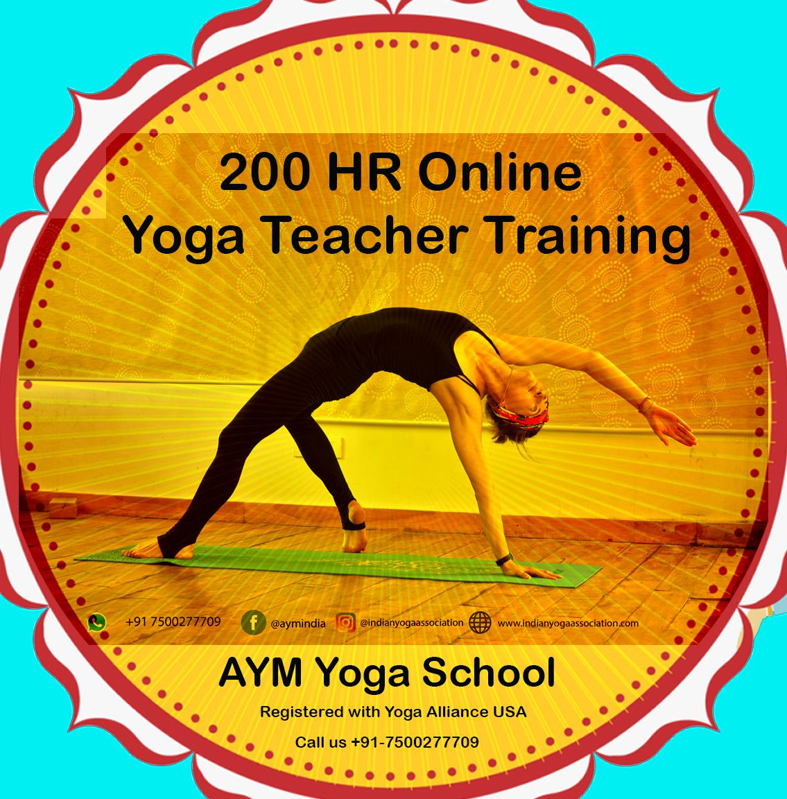 200 Hour Online Yoga Teacher Training In 2020 Online Yoga Teacher Training Yoga Course Online Online Yoga