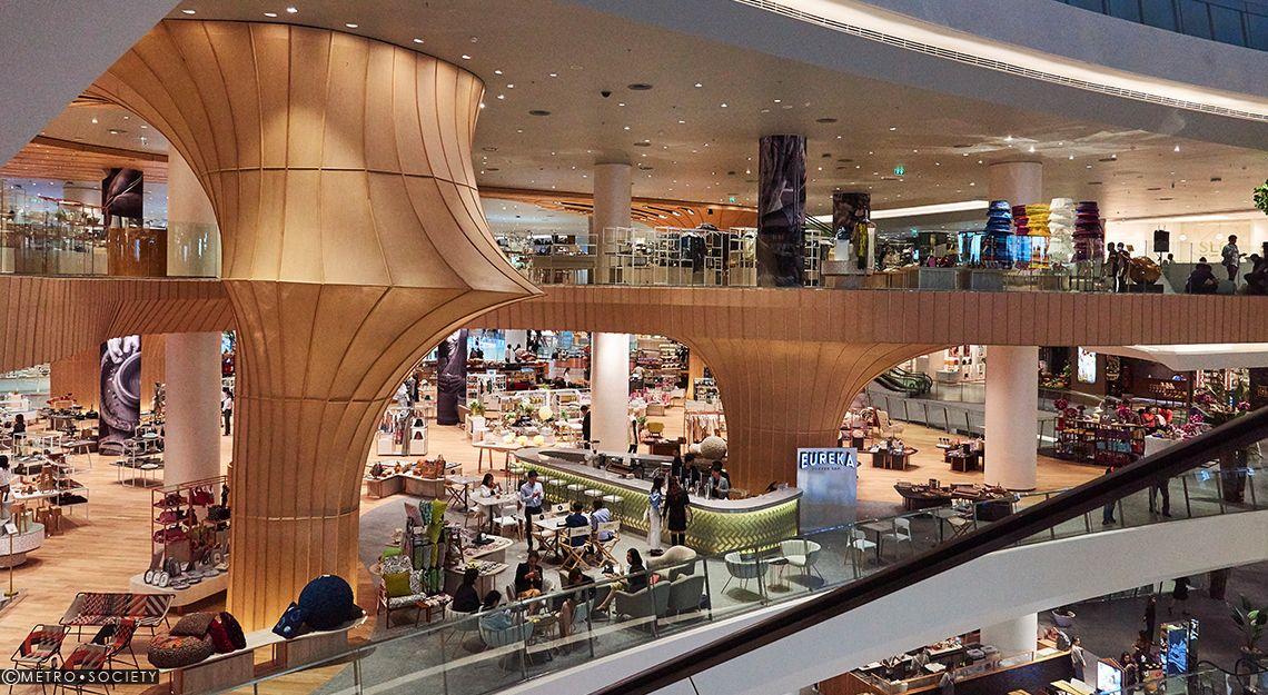 「ICONSIAM MALL」的圖片搜尋結果 Commercial interior design