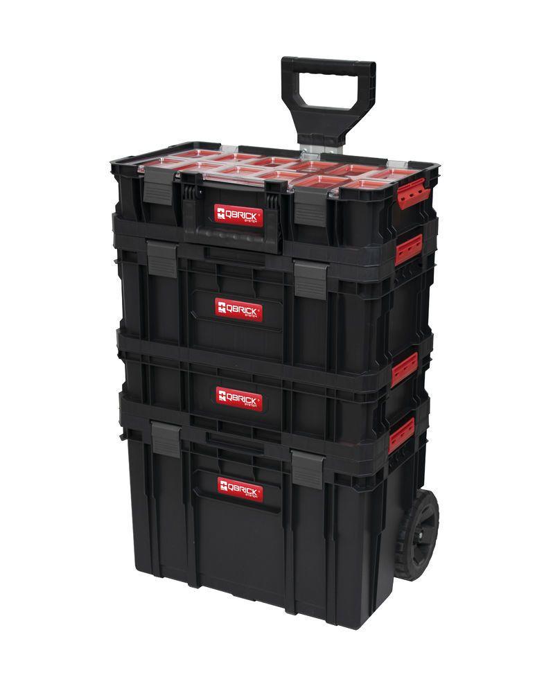 Mobilny Warsztat Qbrick Promo Set I 6in1 Settings Luggage