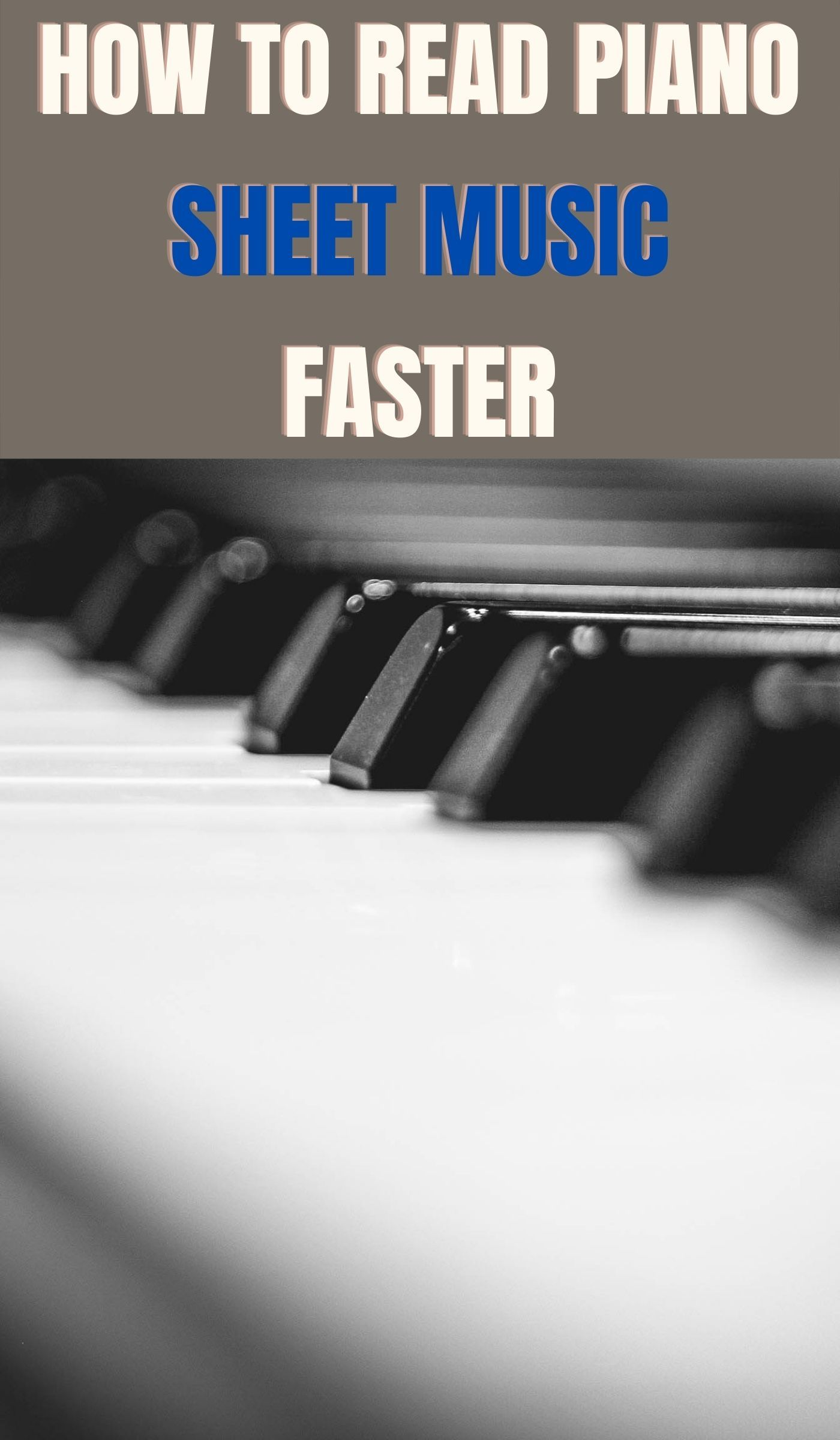 Learn The Piano Course To Follow Steps To Take And Our Advice To Progress In 2021 Piano Music Lessons Piano Sheet Music Classical Piano Lessons For Beginners How to learn to read sheet music fast