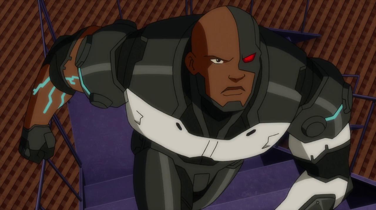 Not Found Justice League Doom Cyborg Justice League