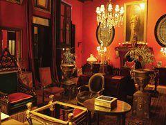 Sala de estar   Estancia de la Cruz Hotel Boutique - San Javier - Traslasierra