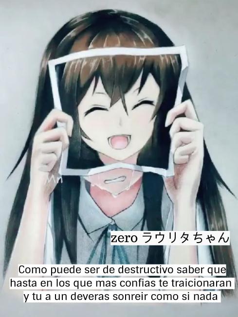 imagenes sad y depre (╥_╥) anime #2 - 24#