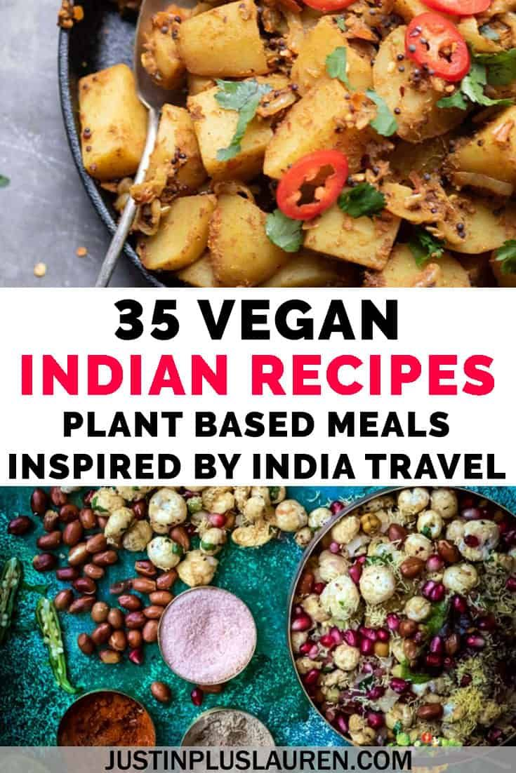 Want to bring the flavors of India to your home kitchen? Check out these 35 vegan Indian recipes for incredible plant-based meals.  #Vegan #India #Indian #Recipes #Food  Vegan Indian recipes | Vegetarian Indian recipes | Vegan recipes of India | Vegan Indian dishes | Vegan Indian meals | Plant based Indian food | Vegan Indian food | Vegan recipe collection from India