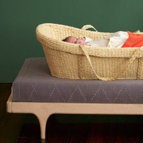 Eco Friendly Moses Baskets Organic Binets Nature Baby