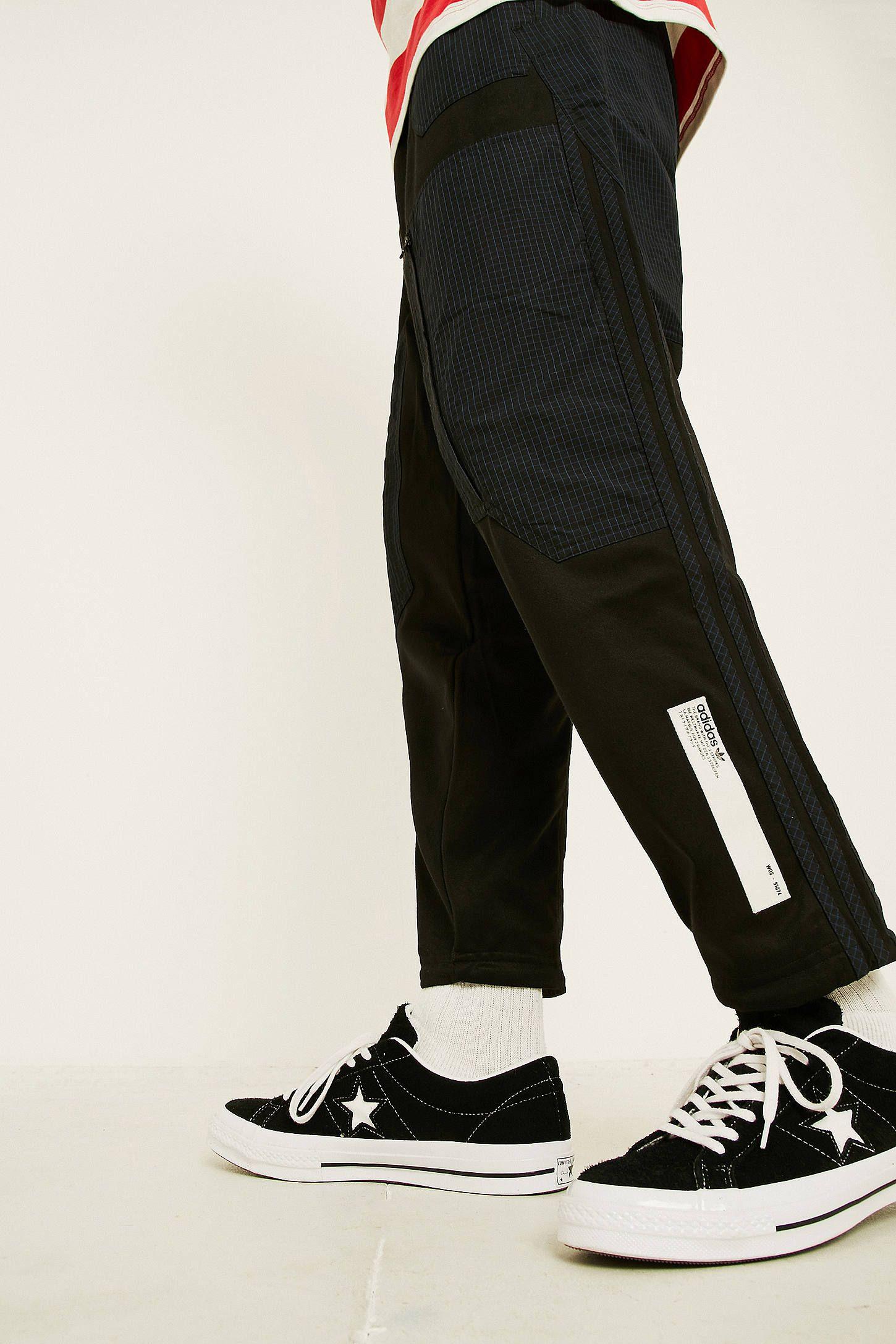 56cedd23e12b8 adidas NMD Black Track Pants