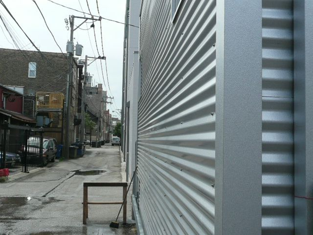 As exterior siding this is galvanizing exterior - Exterior materials for buildings ...