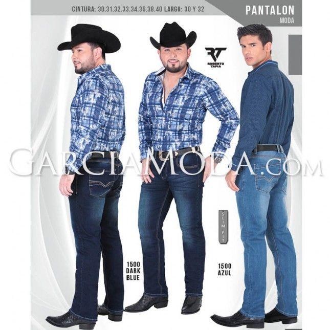 Pantalón Vaquero Lamasini Jeans 1500