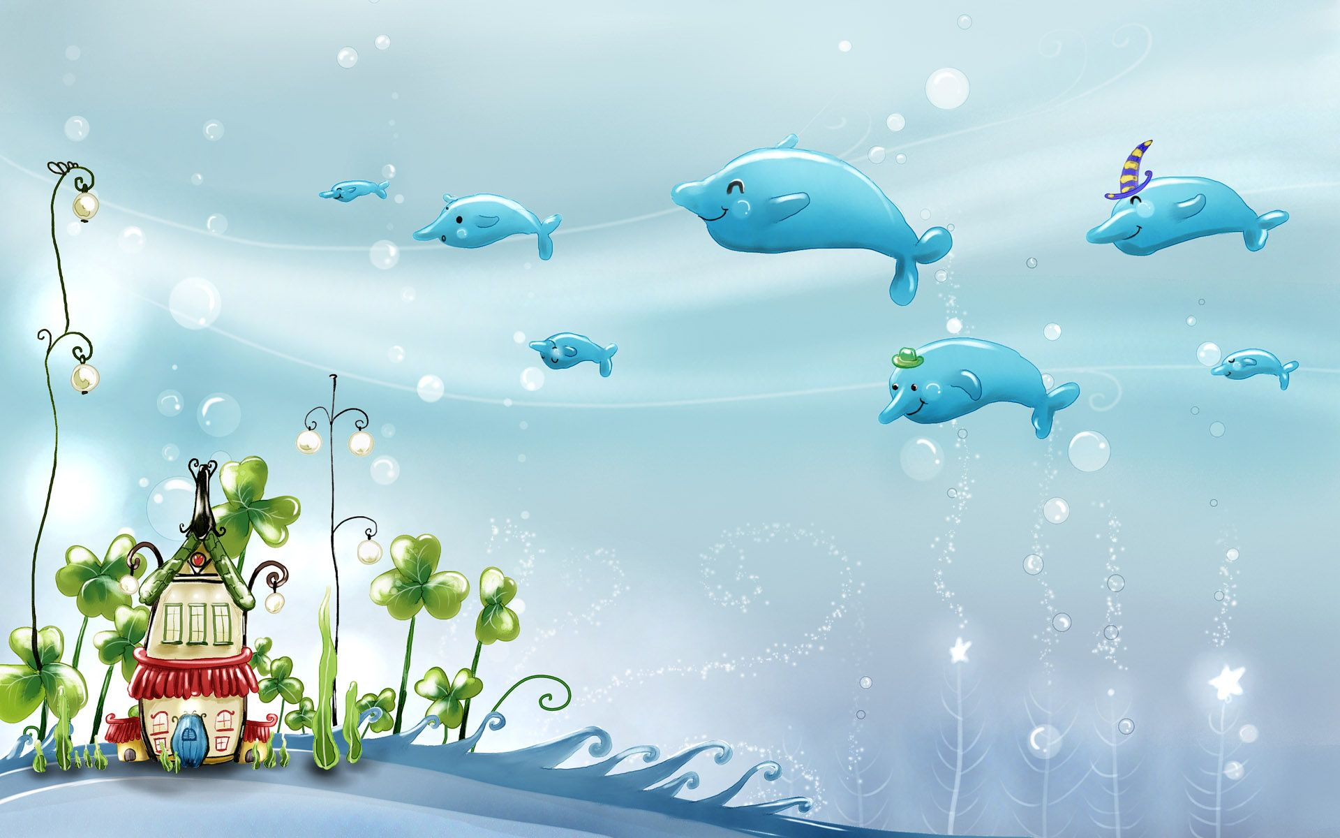 Wallpaper · Cute Cartoon Wallpaper HD ...