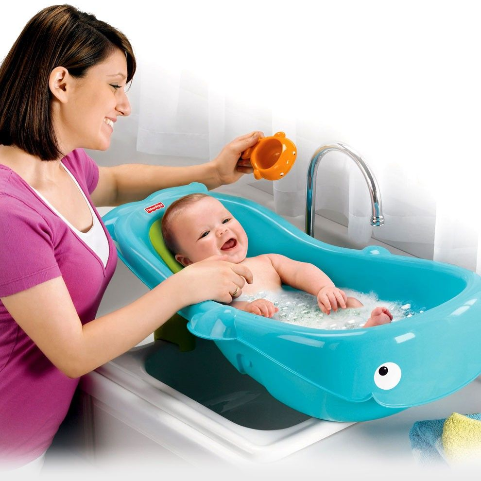 Bathtub Baby Best Fisher Price Toys 6m 24m Precious Planet Whale Of A Tub Video