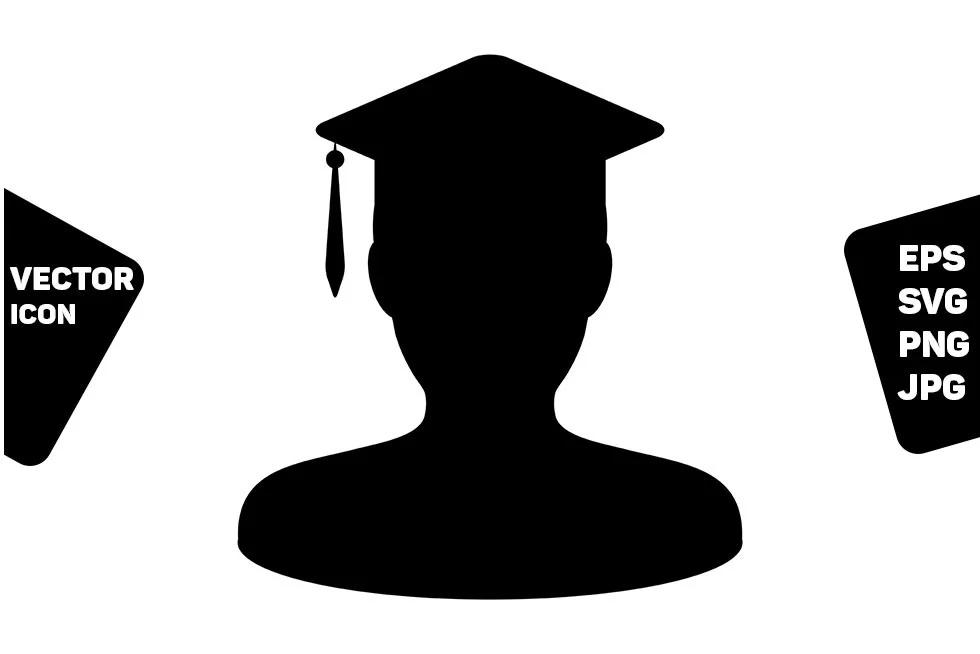 Diploma Icon Icon Pictogram Profile Avatar