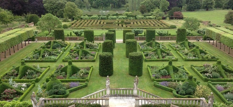 The East Garden - Hatfield House: