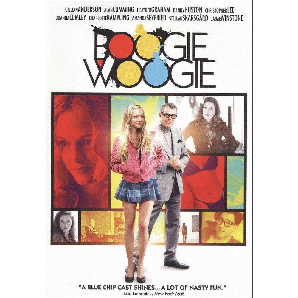 Boogie woogie dvd boogie woogie danny huston gillian