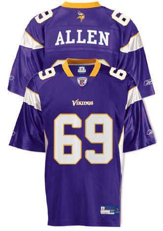 Jared Allen Jersey f35482be3