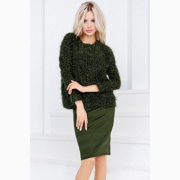 50133f144736ac Set of sweater and skirt-green in 2019 | *** Gift Ideas ***