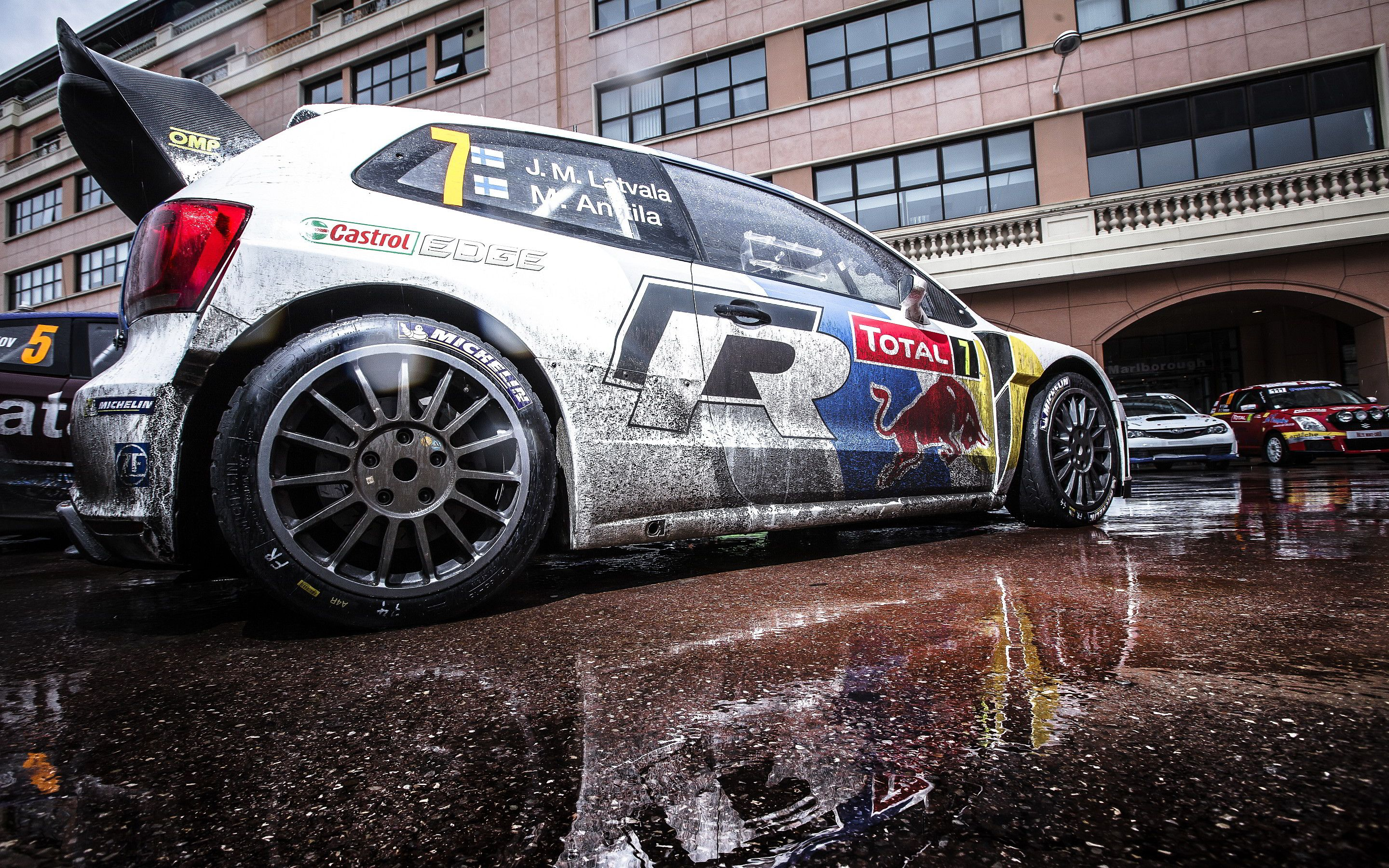 Download Free Modern Rally The Wallpapers 2880x1800