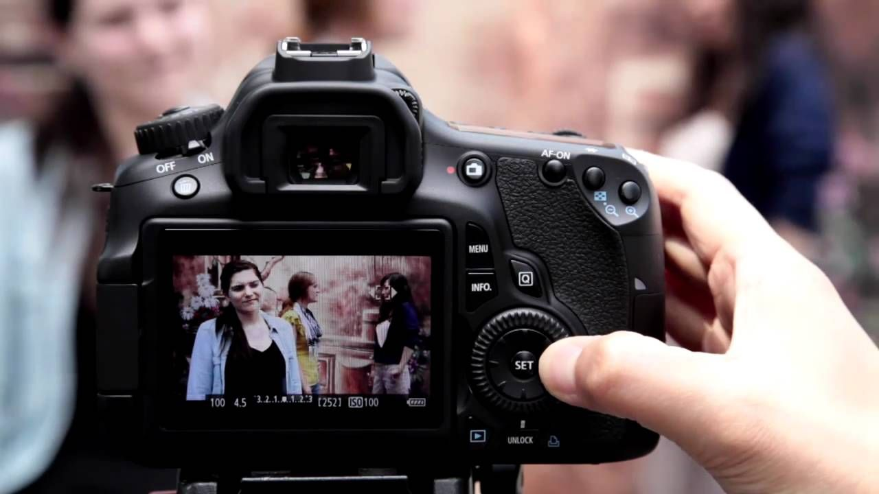 Canon Eos 60d Tutorial Movie Mode 7 14 Camera Tutorial Canon Eos Digital Camera