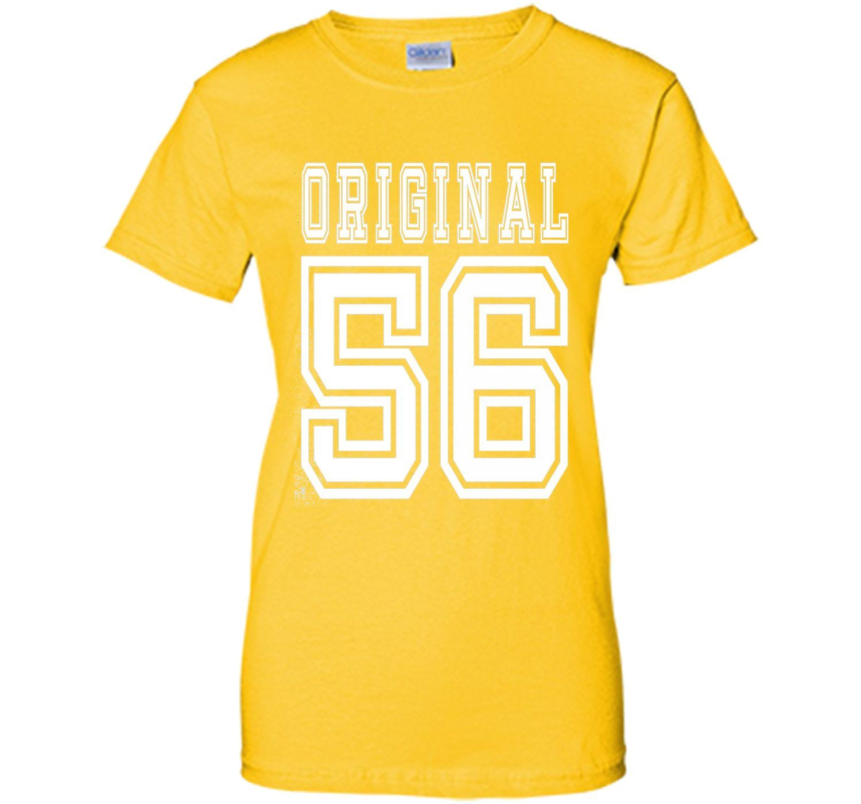 1956 T Shirt 61st Birthday Gift 61 Year Old B Day Present F