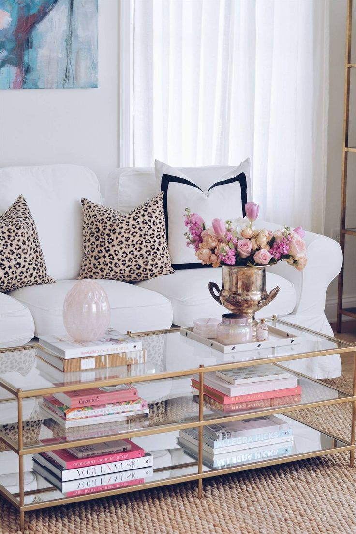 Elegant Spring Home Tour and Easter Decor 2019 images