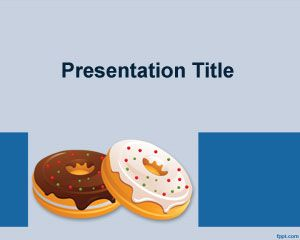 Donuts powerpoint template is a free donuts template that you can donuts powerpoint template is a free donuts template that you can download for presentations on foods toneelgroepblik Image collections