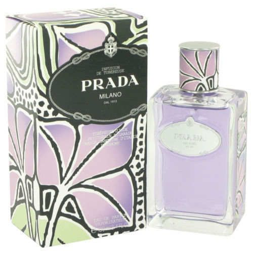 Prada Infusion De Tubereuse by Prada 3.4 oz Eau De Parfum Spray for Women NIB #Prada