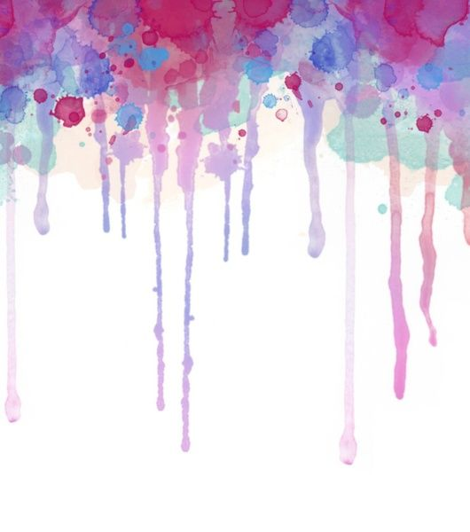 Dripping Paint Wall Design : Controlled multicolor drip painting artsy craftsy