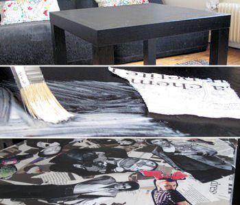 Changez le style de votre table basse © L'Internaute Magazine