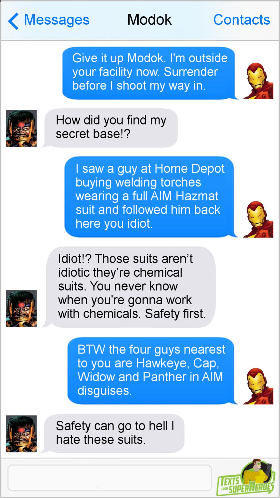 Pin En Marvel
