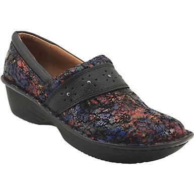 Nurse Mates Ginnifer Clogs Casual Shoes - Womens Rembrandt #womenclogscasual