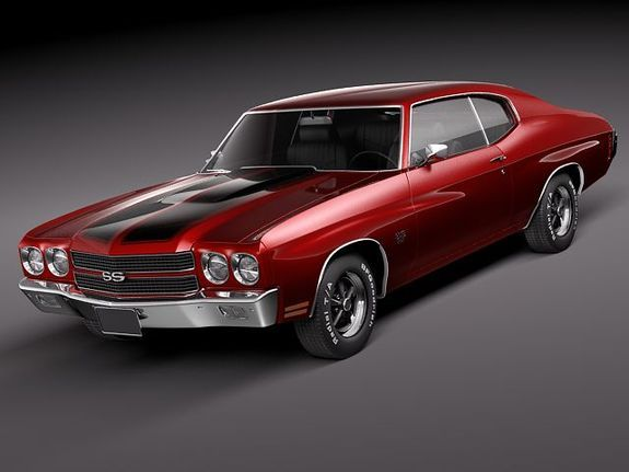 Imagenes Chevelle 1970 Coches Clasicos Muscle Car Chevelle