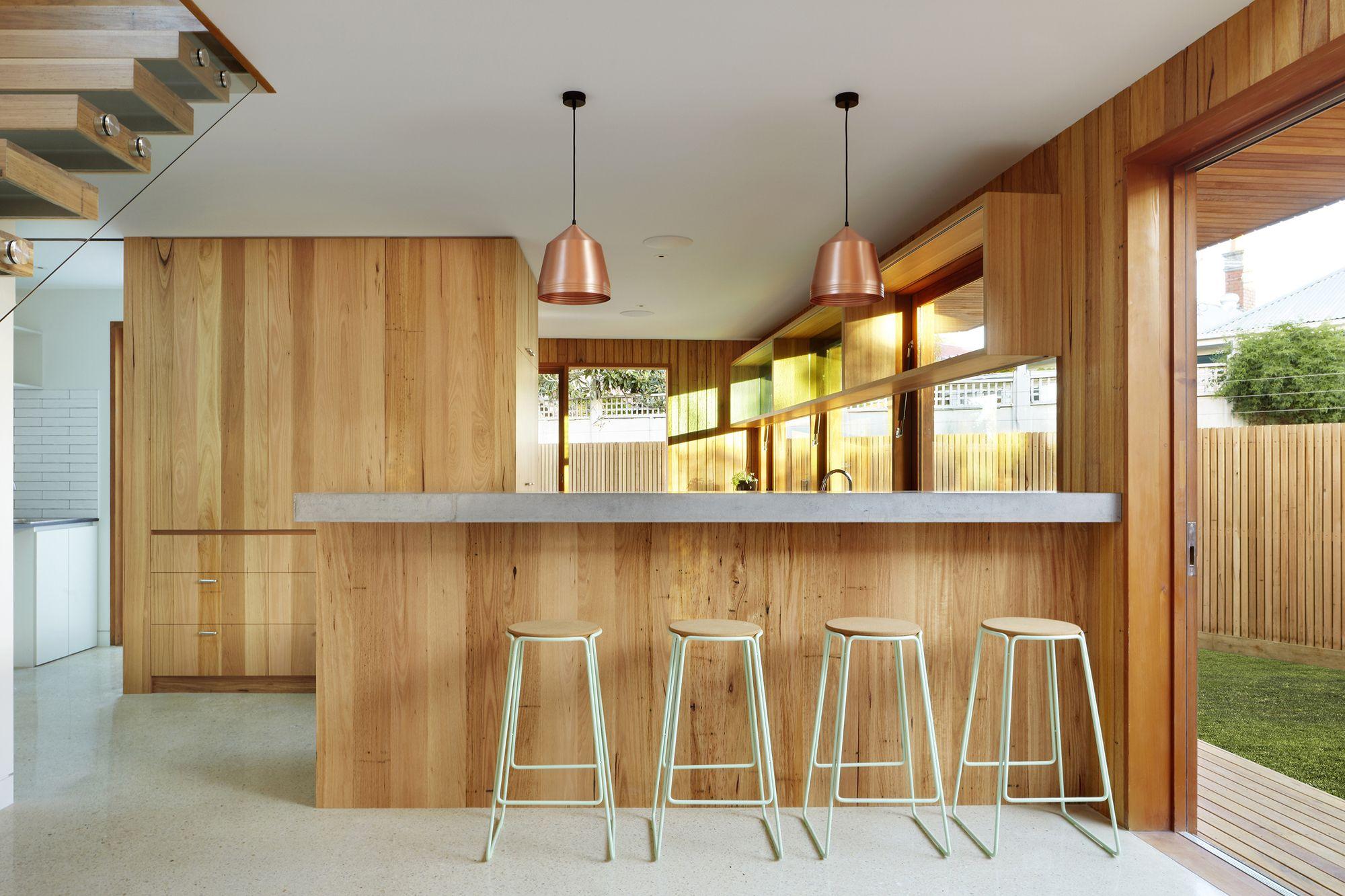 Galería de Casa Fenwick Street / Julie Firkin Architects - 11 ...