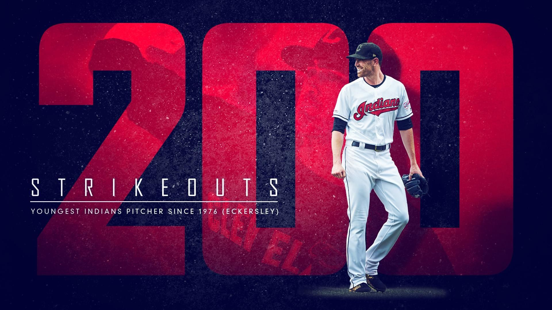new concept 671d9 b1181 Cleveland Indians Shane Bieber became the 13th pitcher ever ...