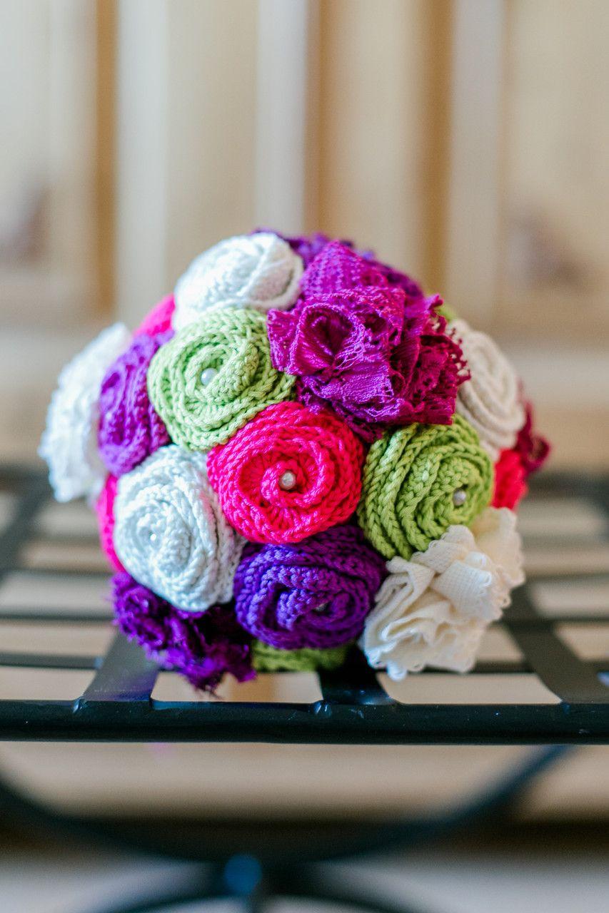 Der etwas andere Brautstrauß für die etwas andere Braut: WEDDING ...