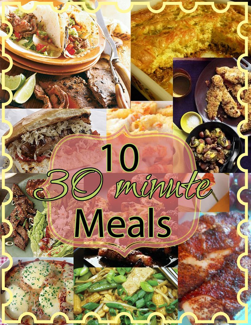 Communication on this topic: 30-Minute Winter Meals, 30-minute-winter-meals/