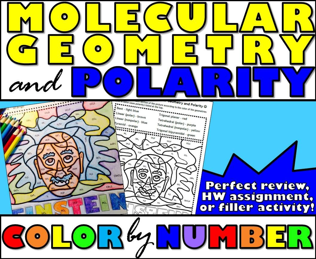 how to tell the polarity of a molecule