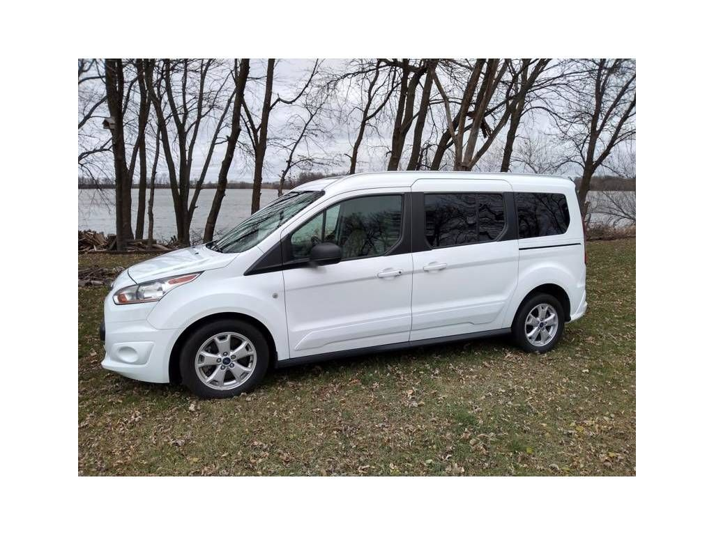 Camper Van For Sale 2016 Transit Connect With New Mini T Camper