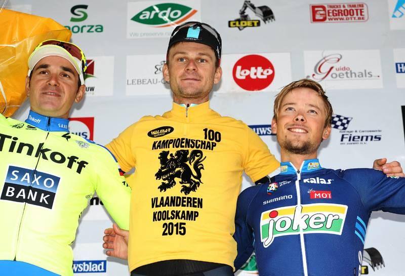 Kampioenschap Van Vlaanderen  Koolskamp Koers