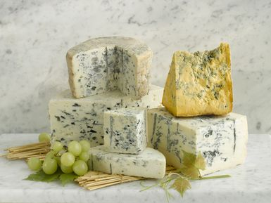 Terça das dicas - Você sabe o que são queijos azuis? ~ Simples Assim