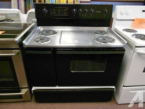 Frigidaire 40 Vintage Refrigerator New Oven Oven