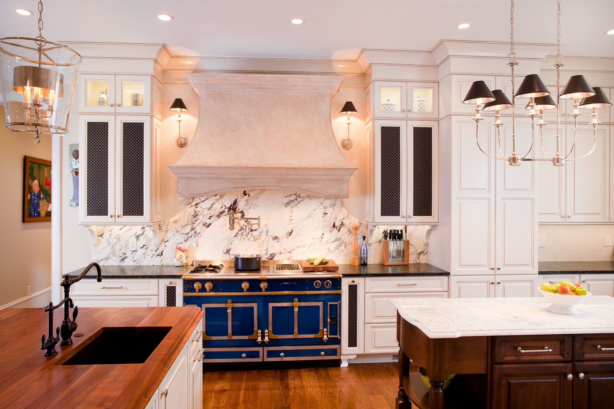 La Cornue Kitchen Designs Painting Best Custom Color Ranges Reviewstrends  La Cornue Kitchens .