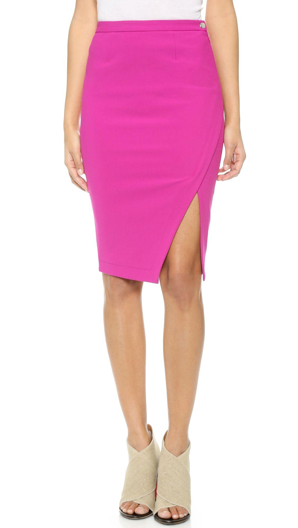 Bardot Skirt | WAMOS | Pinterest | Falda