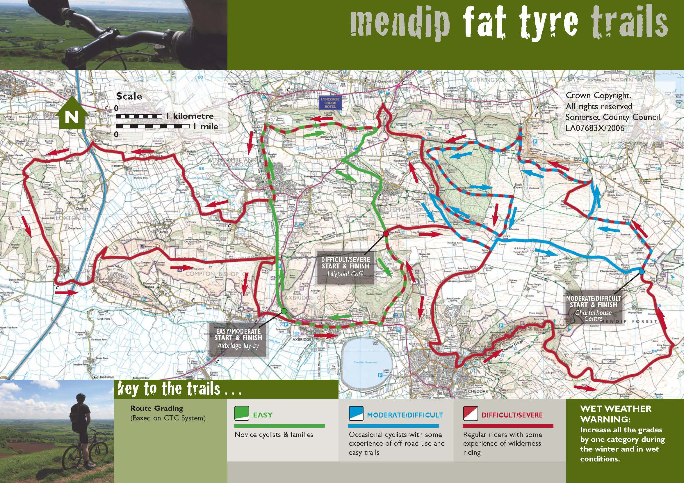New to the Mendips - route advice/other riders | scilly