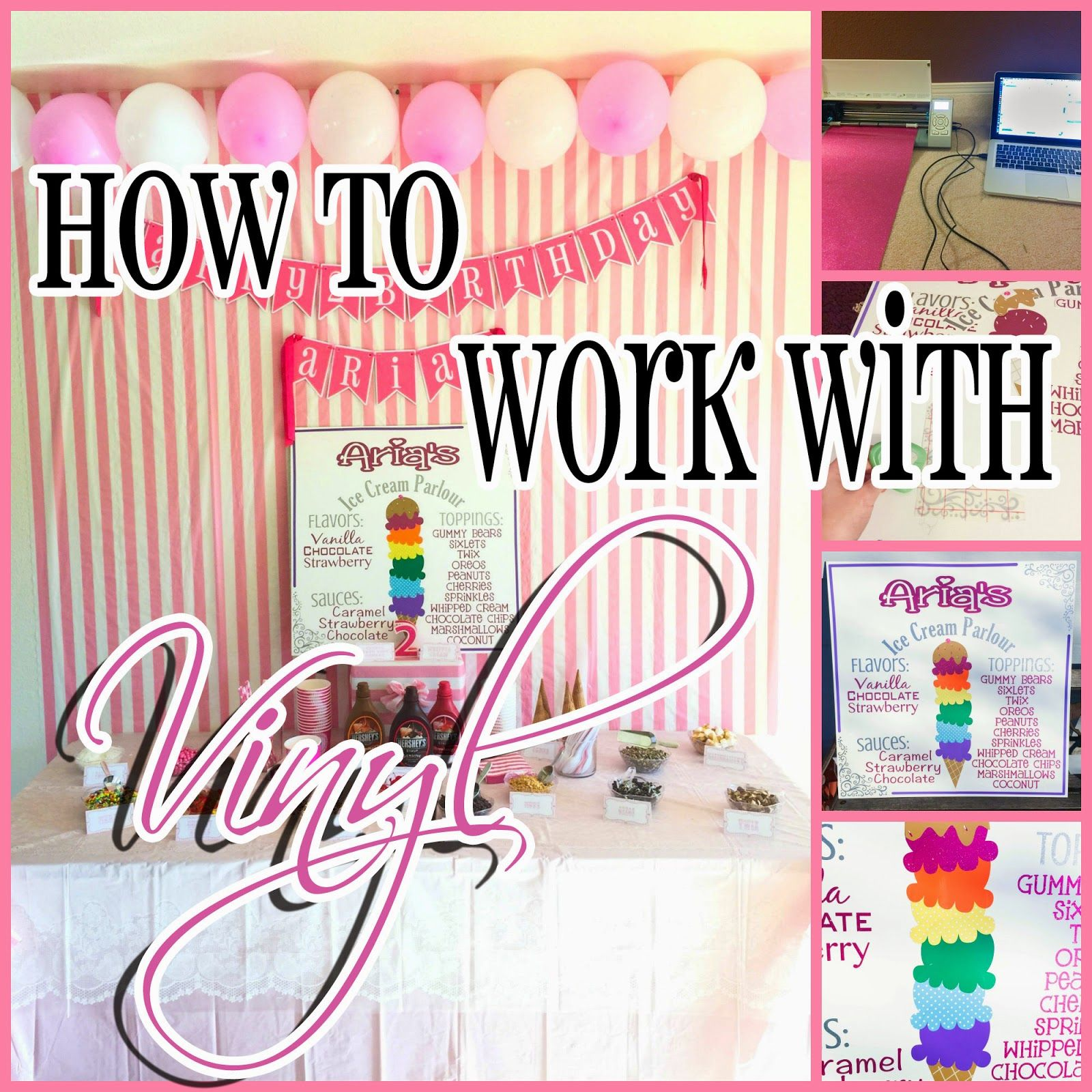 All About How To Use Adhesive Vinyl Even For Beginners